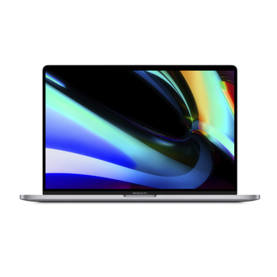 Apple MacBook Pro 16 Space Grau 2019 CZ0XZ-02000 i7 2,6GHz, 64GB RAM, 512GB SSD, Radeon Pro 5300M, macOS Touch Bar