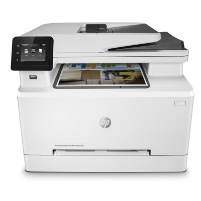 HP LaserJet Pro M281fdw Farblaser-Multifunktionsdrucker 4in1