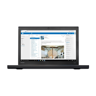 "Lenovo ThinkPad X270 i3, 4 GB, 128 GB, 12,5"" WXGA TFT, HD Graphics 520, Win 10 Home"