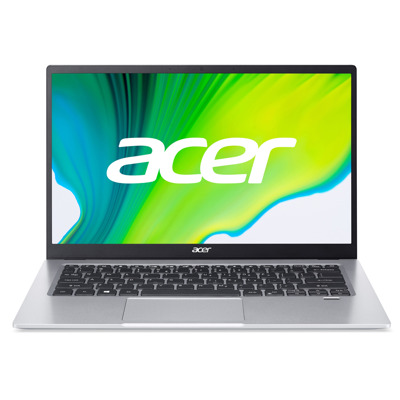 "Acer Swift 1 (SF114-33-P4PS) 14"" Full-HD IPS, Intel Pentium N5030, 4GB 128GB SSD Linux"