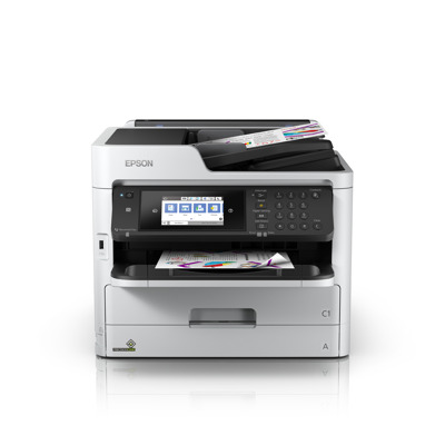 Epson WorkForce Pro WF-C5710DWF Business-Tintenstrahldrucker 4in1 C11CG03401 | 08715946634135