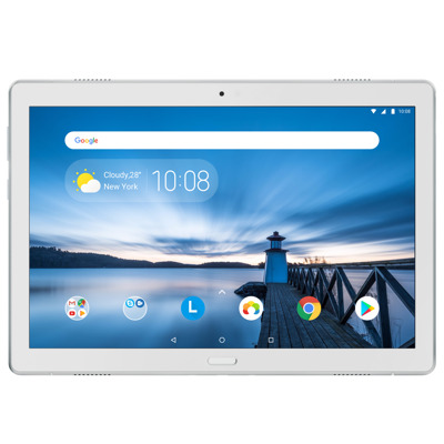 """Lenovo Tab P10 TB-X705F B-Ware 10,1"""" Full HD IPS Display, Octa-Core, 3 GB RAM, 32 GB Flash, Android 8.1, weiß"""