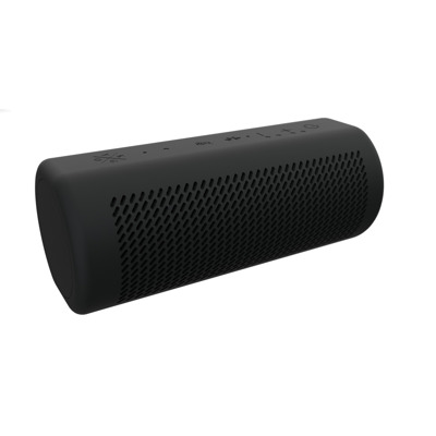 Kygo B9/800 Black B-Ware - WiFi Smart Speaker (8 Stunden Akkulaufzeit, Wasserdicht (IPX 7), Multiroom, Google Assistant & Chromecast)