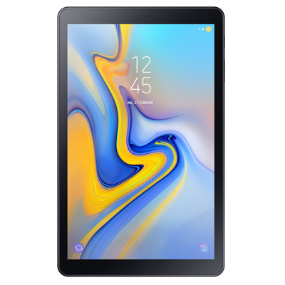 Samsung Galaxy Tab A T590 10.5 Wi Fi Tablet Schwarz, 26,67cm (10,5'') WUXGA Display, Android 8.1, 32GB, 8MP auf Rechnung bestellen