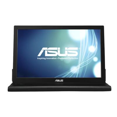 ASUS MB169B 40 cm 15.6 Zoll , tragbarer LED-Monitor, IPS-Panel, Full HD, USB