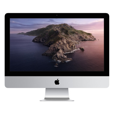 "Apple iMac 21,5"" Retina 4K 2019 Intel i3 3,6GHz, 8GB RAM, 1TB Fusion Drive, Radeon Pro 555X"