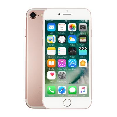 Apple iPhone 7 32GB Roségold EU [11,94cm (4,7 ) Retina HD Display, iOS 10, A10, 12MP, Wasserdicht] auf Rechnung bestellen