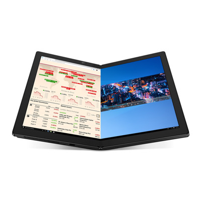 Lenovo ThinkPad X1 Fold 20RL000GGE 13,3 OLED Touch, Intel i5-L16G7, 8GB RAM, 512GB SSD, Windows 10 Pro