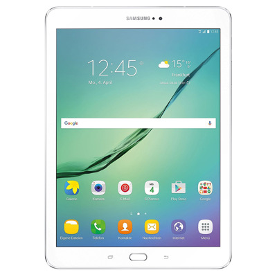 Samsung Galaxy Tab S2 T819N 9.7 LTE Tablet Weiß, 24,58cm (9,7 ) QXGA Display, Android 6.0, 32GB, 8MP auf Rechnung bestellen