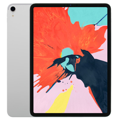 Apple 11 iPad Pro 2018 512GB Wi Fi Cellular, Silber auf Rechnung bestellen