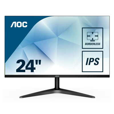 AOC 24B1XHS B-Ware - 60 cm (23,8 Zoll), LED, IPS-Panel, Full HD, HDMI