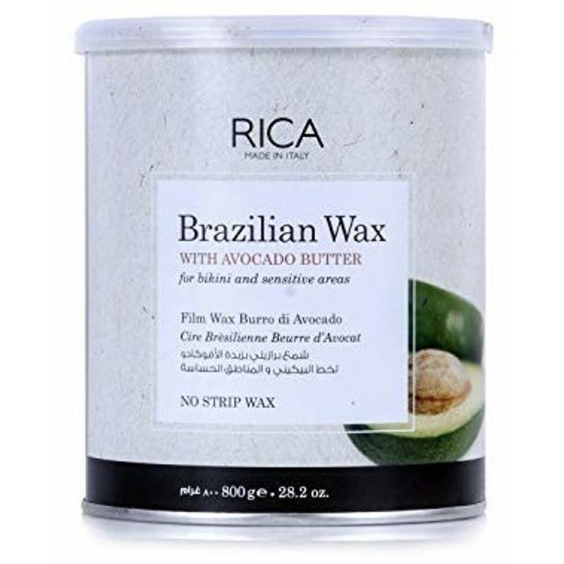 Sunzze Brazilian Wax Avocadobutter Hartwachs (800ml)