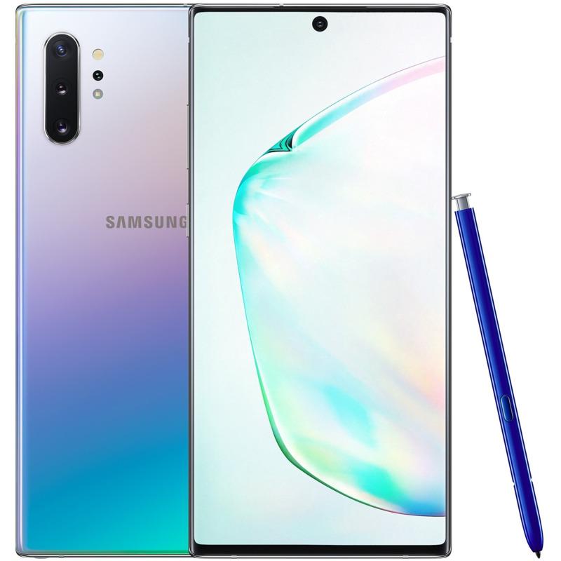 Samsung Galaxy Note 10 Plus 256 GB aura glow