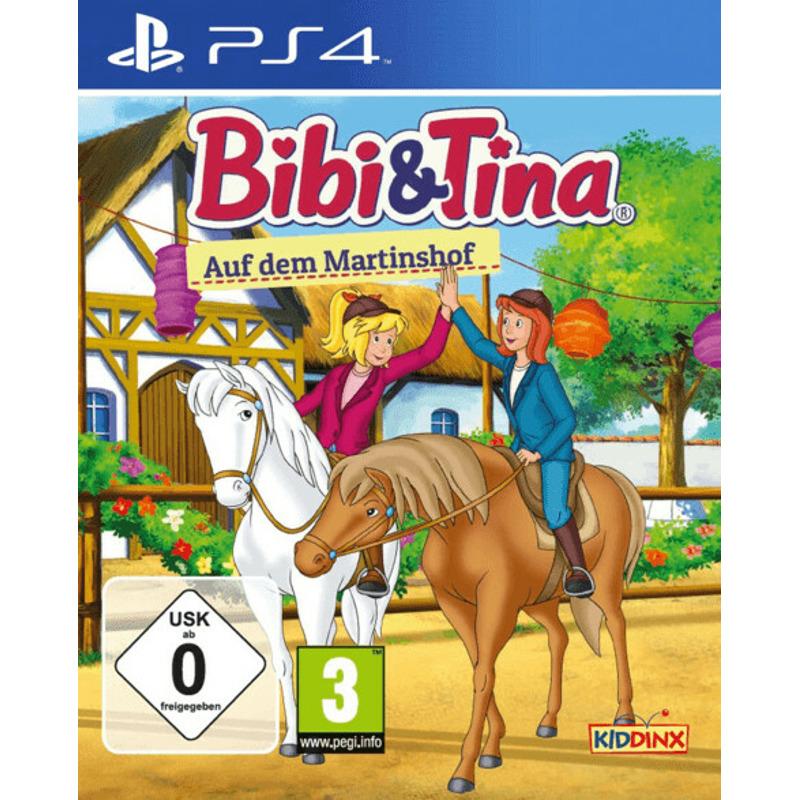 Bibi & Tina auf dem Martinshof (PS4)