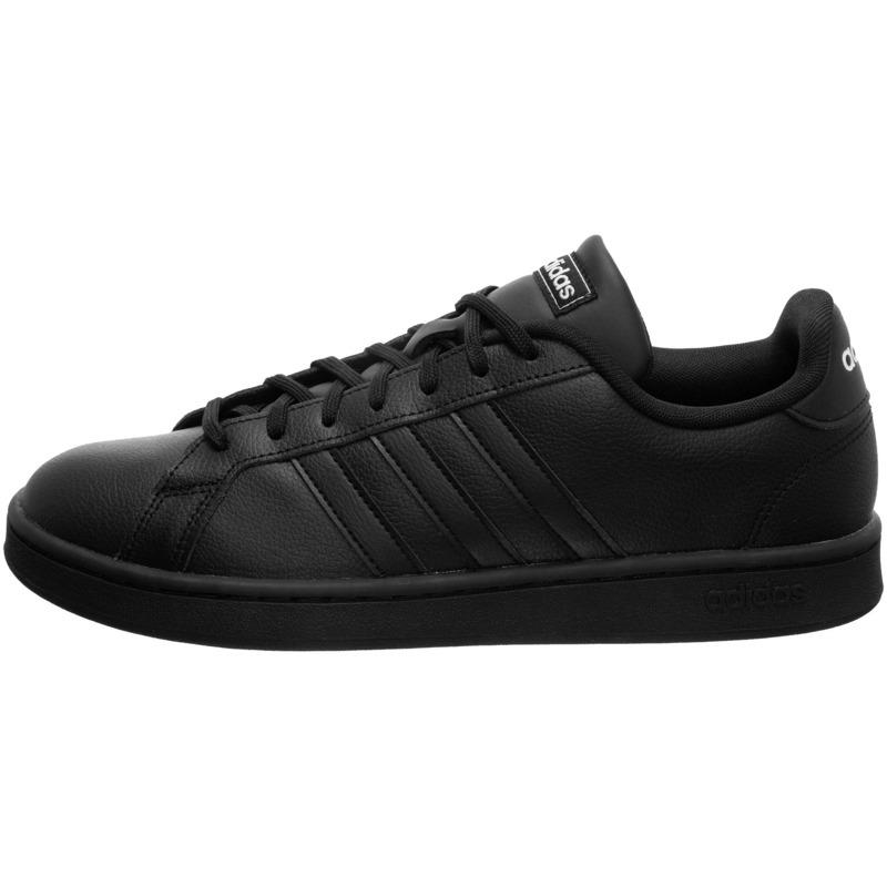 Image of Adidas Grand Court black/black