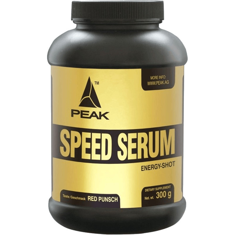 Peak Speed Serum 300g Red Punch
