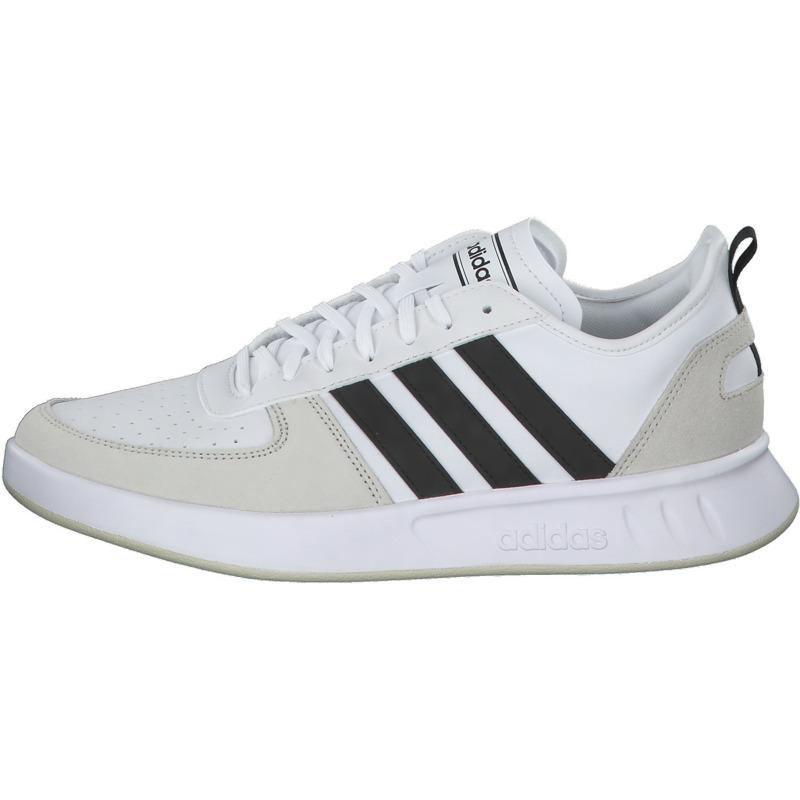 Image of Adidas Court 80s cloud white/core black/raw white