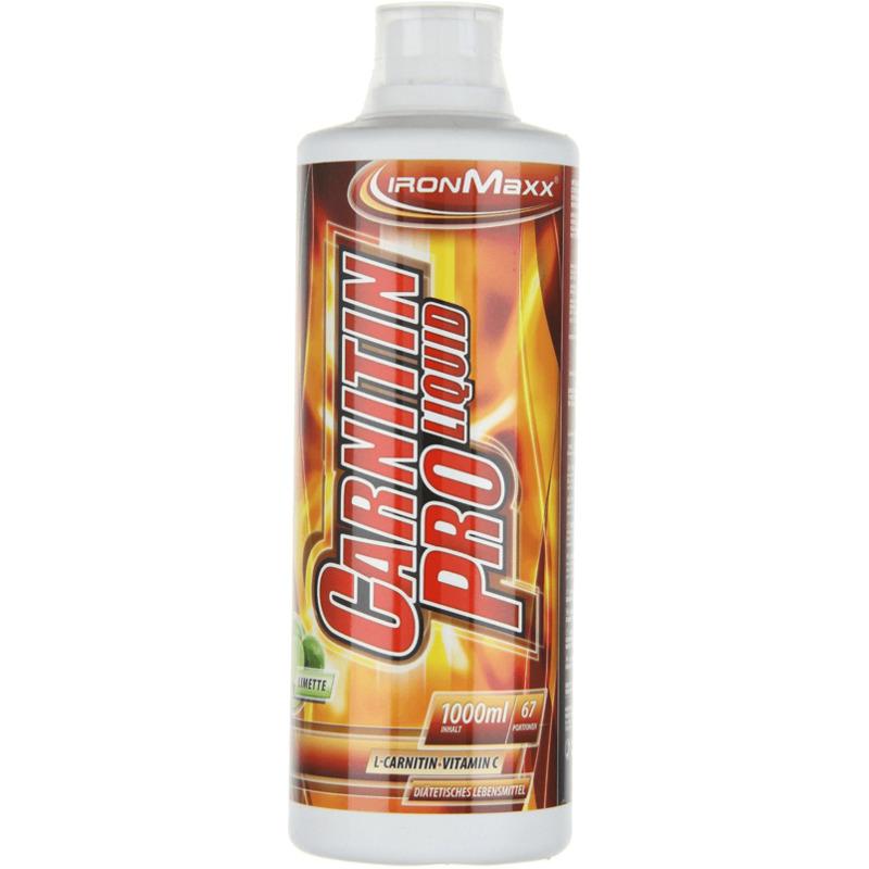 IronMaxx Carnitin Pro Liquid 1000ml