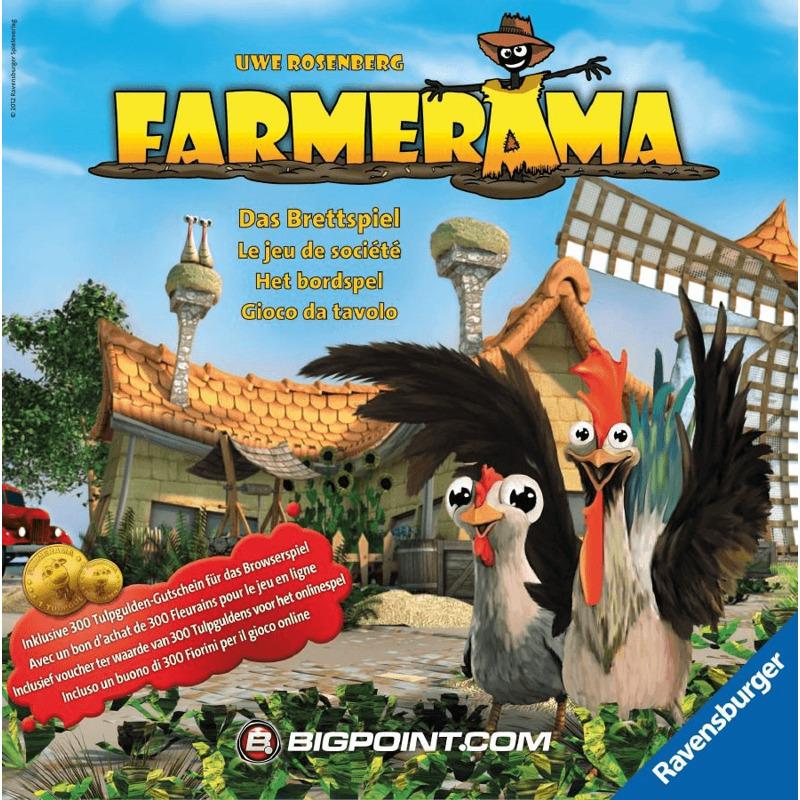 Farmerama - Das Brettspiel