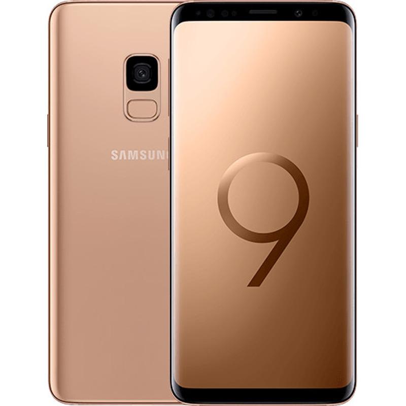 Image of Samsung Galaxy S9 64GB sunrise gold