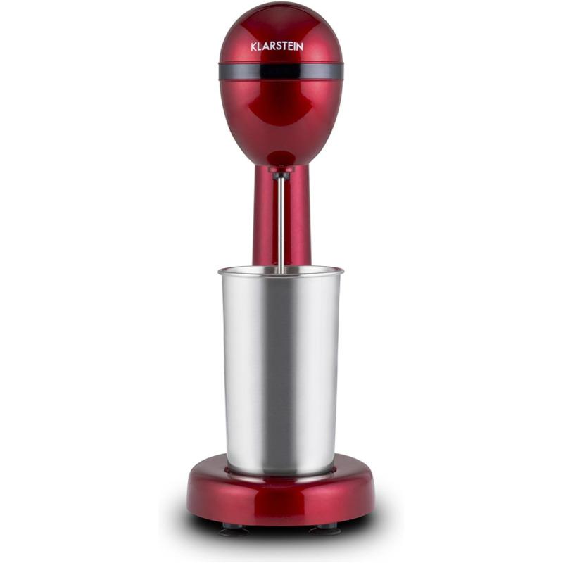 Klarstein van Damme Drink-Mixer Shaker rot