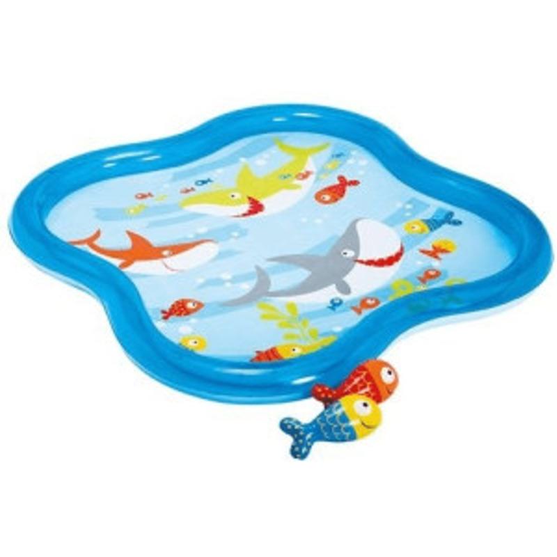 Intex Baby Spray Pool 140 x 11 cm