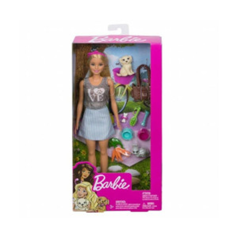 Barbie Barbie pets