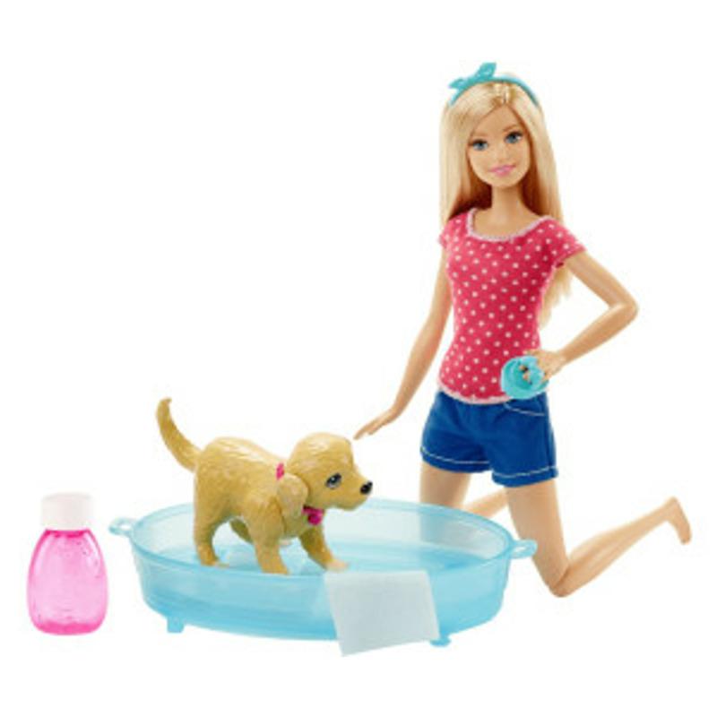 Barbie Hundebad (DGY83)