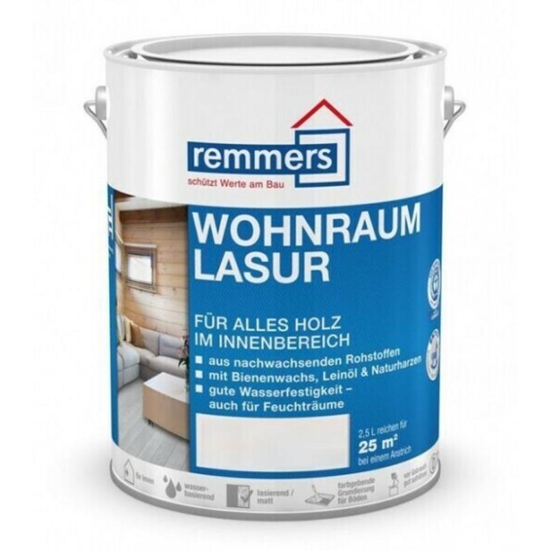 Remmers Wohnraum-Lasur 10 l farblos