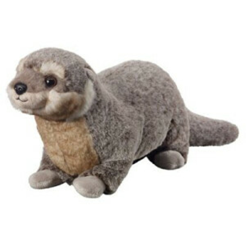 Bauer Otter stehend 36 cm