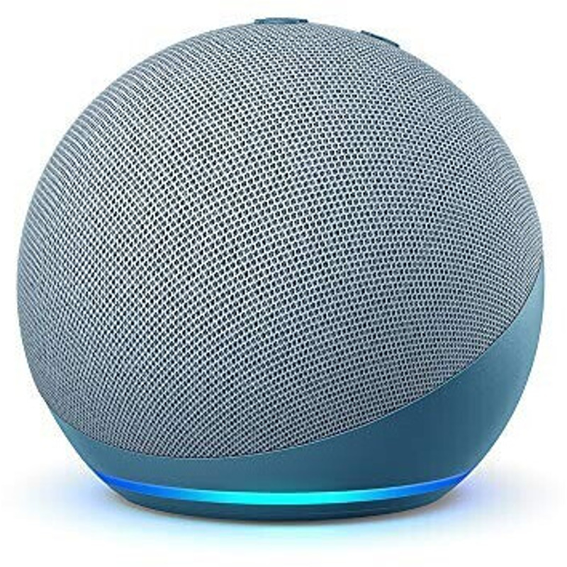 Amazon Echo Dot (4ª generación) azul grisáceo