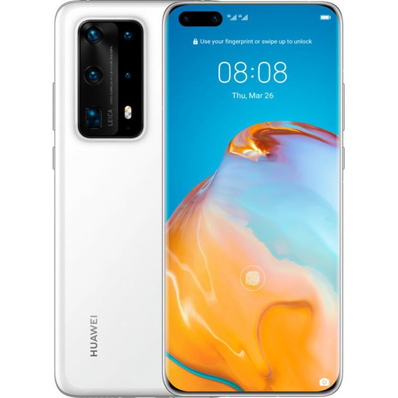 Image of Huawei P40 Pro Plus 512GB White CeramicOfferta a tempo limitato - Affrettati