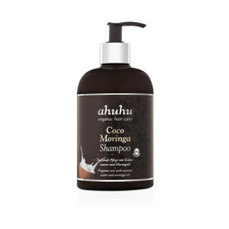 ahuhu Coco Moringa Shampoo (500 ml)