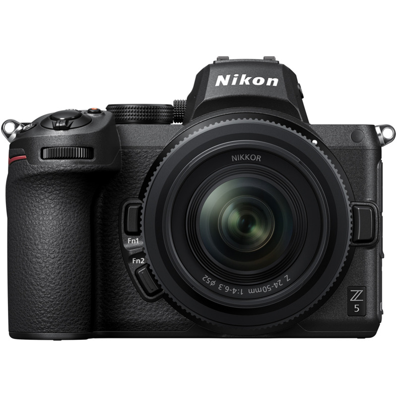 Image of Nikon Z5 Kit 24-50mmOfferta a tempo limitato - Affrettati