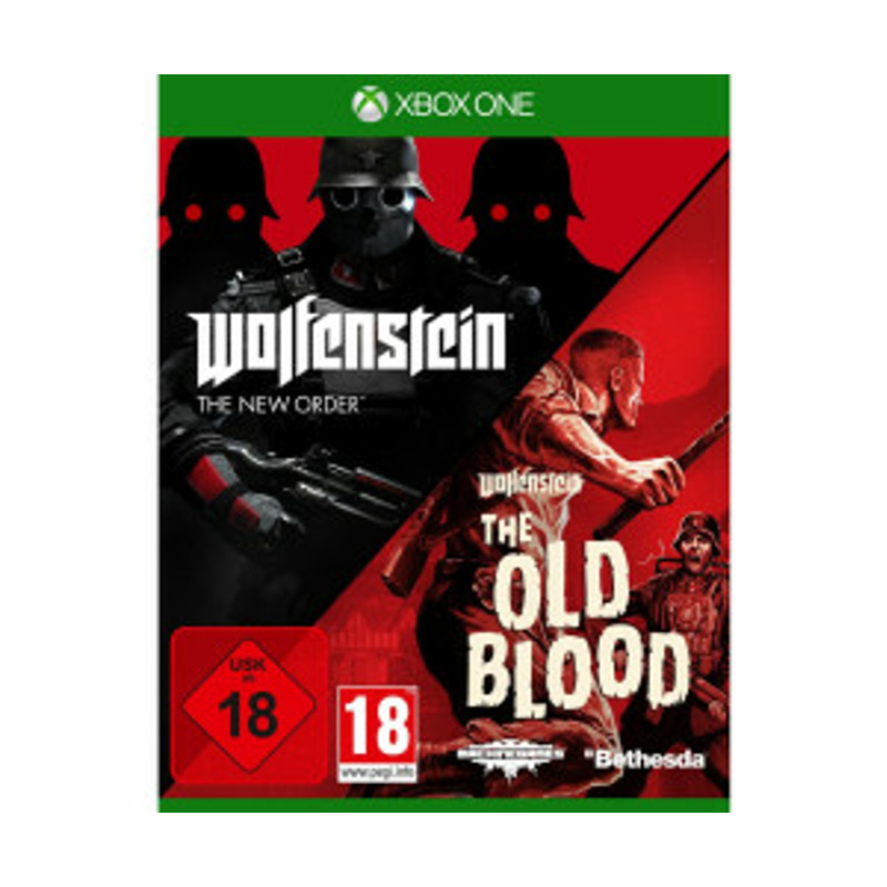 Wolfenstein: The New Order + Wolfenstein: New Blood (Xbox One)
