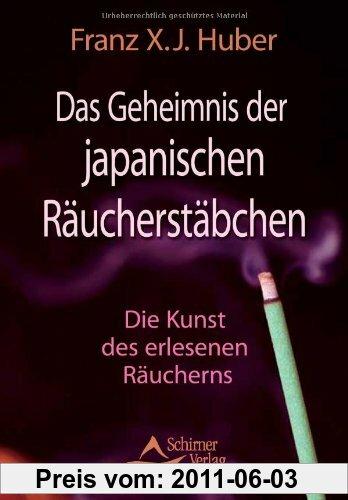 Gebr. - Das Geheimnis der japanischen Räucherstäbchen: Die Kunst des erlesenen Räucherns