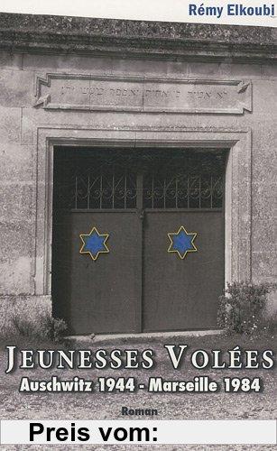 Gebr. - Jeunesses volées : Auschwitz 1944 - Marseille 1984