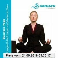 Gebr. - Business Yoga: Übungen für Kopf, Nacken und Schultern im Sitzen, z.B. am Arbeitsplatz