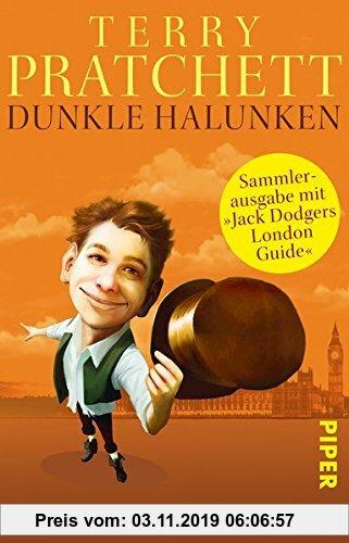 Gebr. - Dunkle Halunken: Sammlerausgabe mit »Jack Dodgers London Guide«