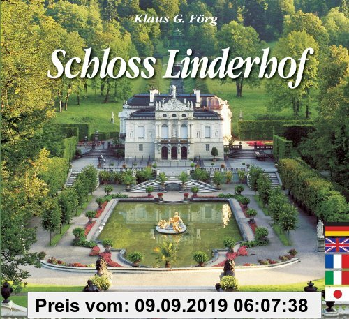 Gebr. - Schloss Linderhof