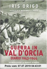 Gebr. - Guerra in Val d'Orcia. Diario 1943-1944