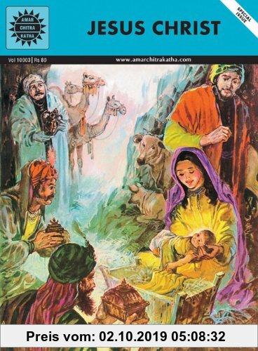 Gebr. - Jesus Christ (Amar Chitra Katha)
