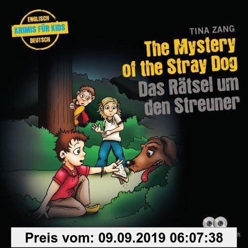 Gebr. - The Mystery of the Stray Dog - Das Rätsel um den Streuner - Hörbuch (2 Audio-CDs mit Begleitheft) (Hörbücher Krimis für Kids)