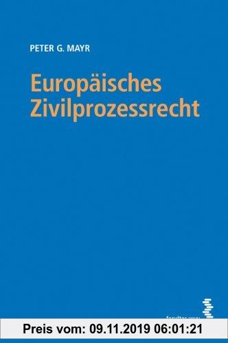 Gebr. - Europäisches Zivilprozessrecht