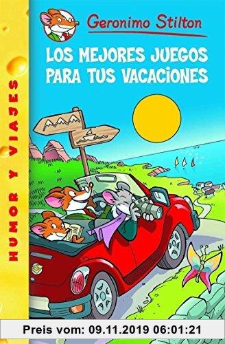 Gebr. - Los mejores juegos para tus vacaciones (Geronimo Stilton, Band 1)