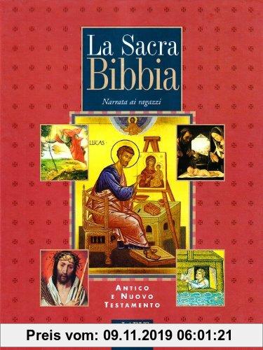 Gebr. - La sacra Bibbia. Antico e Nuovo Testamento