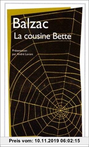 Gebr. - La Cousine Bette (Garnier Flammarion)