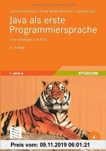 Gebr. - Java als erste Programmiersprache: Vom Einsteiger zum Profi