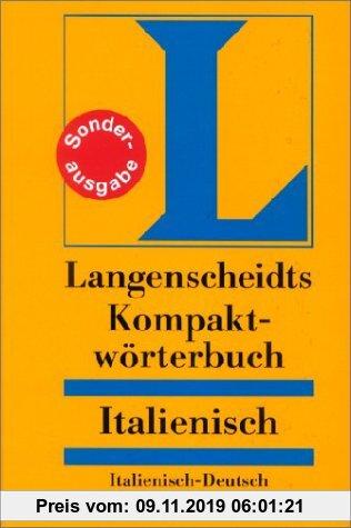 Gebr. - Kompaktwörterbuch Italienisch