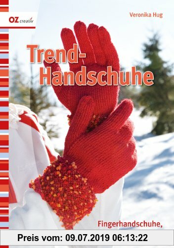 Gebr. - Trend-Handschuhe: Fingerhandschuhe, Fäustlinge & Armstulpen